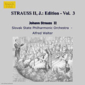 Strauss Ii, J.: Edition - Vol.  3 by Alfred Walter