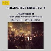 Play & Download Strauss Ii, J.: Edition - Vol.  7 by Oliver Dohnanyi | Napster