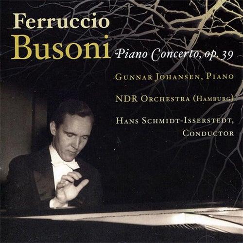 Busoni: Piano Concerto by Hans Schmidt-Isserstedt