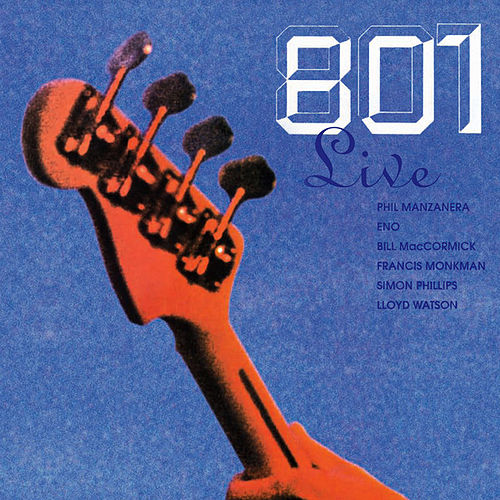 Play & Download 801 Live by 801 | Napster