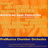 Play & Download American Jazz Concertos by PoMusica Chamber Orchestra | Napster