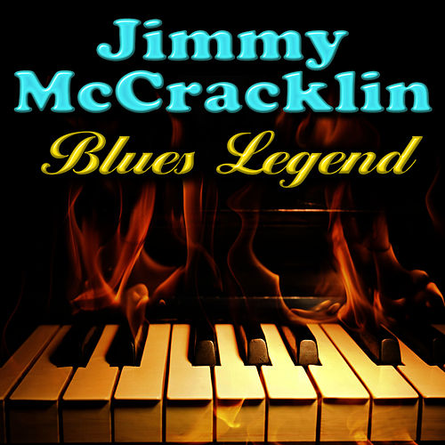 Blues Legend by Jimmy McCracklin