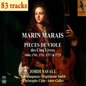 Play & Download Marin Marais : 5 Livres pour Viole by Jordi Savall | Napster