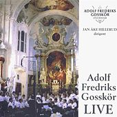 Adolf Fredrik Boys Choir: Live by Various Artists