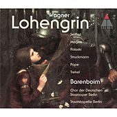 Play & Download Wagner : Lohengrin by Daniel Barenboim | Napster