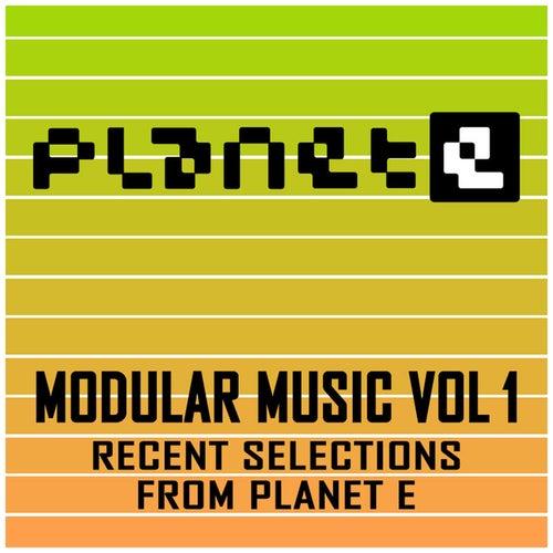 Modular Music Vol. 1 by Monty Luke