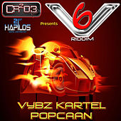 Play & Download V6 Riddim by Various Artists | Napster