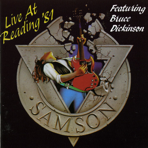 Live At Reading '81 by Samson