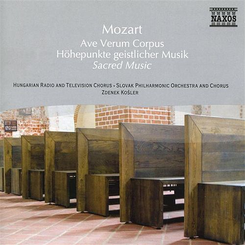 Play & Download Mozart: Ave Verum Corpus / Sacred Music by Various Artists | Napster