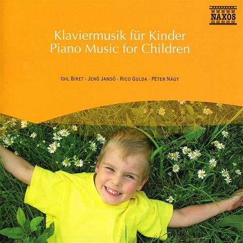 Piano Music for Children by Various Artists