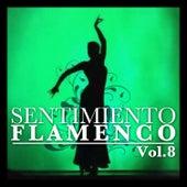 Sentimiento Flamenco Vol.8 by Various Artists