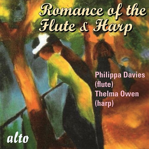 The Romance of the Flute and Harp by Philippa Davies