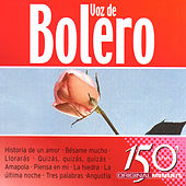 Voz de Bolero by Various Artists