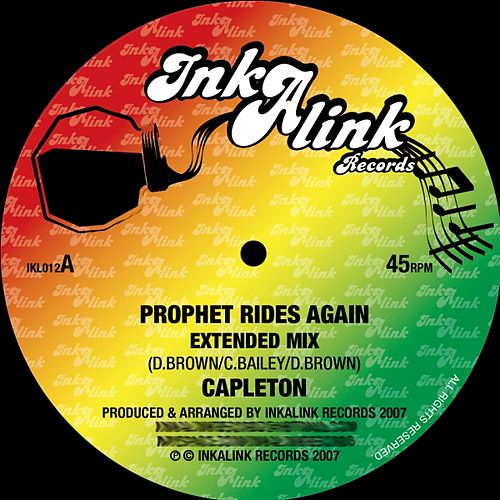 Play & Download Prophet Rides Again (Inkalink Allstars) by Capleton | Napster