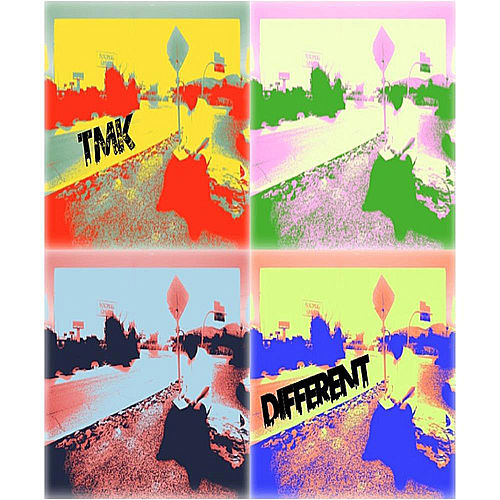 Different by TMK