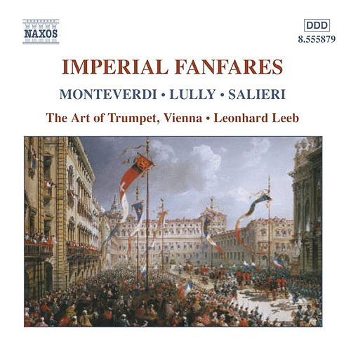 Play & Download Imperial Fanfares by Leonhard Leeb | Napster