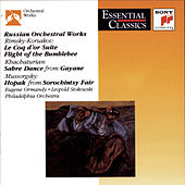 Play & Download Russian Orchestral Works by Various Artists | Napster