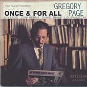 Play & Download Once & For All by Gregory Page | Napster
