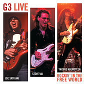 Play & Download G3 Live: Rockin' In The Free World by Joe Satriani | Napster