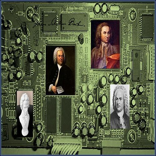 Play & Download Bach's Two Part Inventions reMixed by Johann Sebastian Bach | Napster