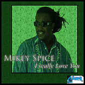 I Really Love You by Mikey Spice