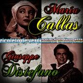Play & Download Rigoletto de Verdi. María Callas & Giuseppe Di Stefano. Palace of Fine Arts. Mexico D.F. 29 De Mayo De 1952 by Maria Callas | Napster