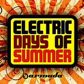 Play & Download Electric Days of Summer by Various Artists | Napster