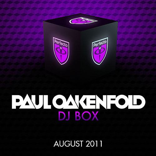 Play & Download DJ Box - August 2011 by Various Artists | Napster