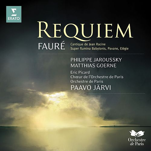Play & Download Fauré Requiem, Cantique de Jean Racine by Various Artists | Napster