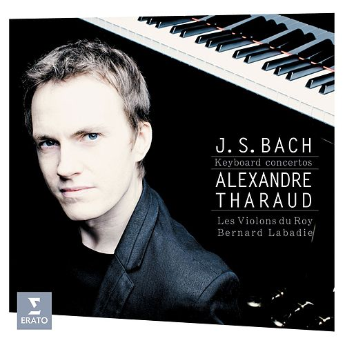 Play & Download J.S. Bach Piano Concertos BWV1052, 1054, 1056, 1058, 1065 by Alexandre Tharaud | Napster