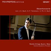 Play & Download Oboe Concertos by J.S. Bach, Telemann & C.P.E. Bach by Ramon Ortega Quero | Napster