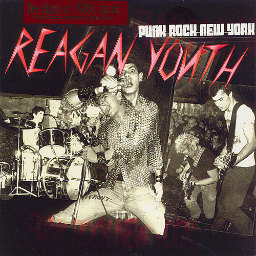 Play & Download Punk Rock New York by Reagan Youth | Napster