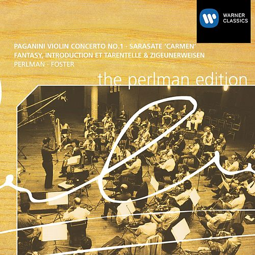Play & Download The Perlman Edition: Paganini Violin Concerto by Itzhak Perlman | Napster