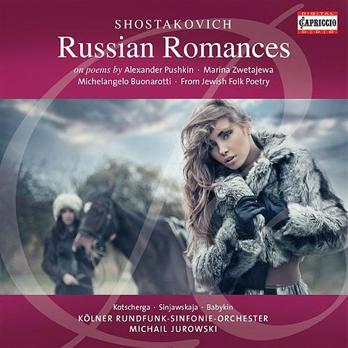 Play & Download Russian Romances by Michail Jurowski | Napster