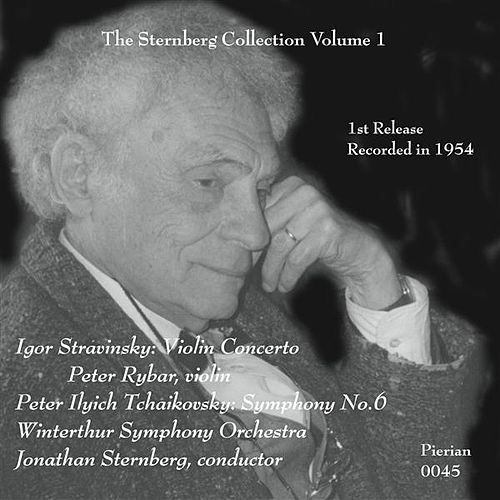 Play & Download The Sternberg Collection, Vol. 1 by Various Artists | Napster