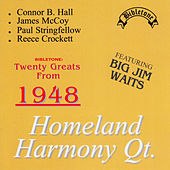Bibletone: Twenty Greats From 1948 by Homeland Harmony Quartet
