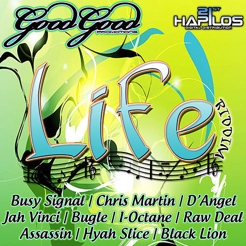 Life Riddim by Various Artists