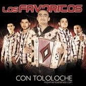 Play & Download Con Tololoche by Los Favoritos De Sinaloa | Napster