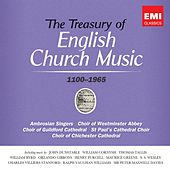 Play & Download Treasury of English Church Music by Various Artists | Napster