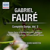 Faure: Complete Songs, Vol. 2 by Various Artists