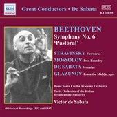 Play & Download Beethoven: Symphony No. 6 (De Sabata) (1947) by Victor de Sabata | Napster