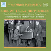 Play & Download Welte-Mignon Piano Rolls, Vol. 3 (1905-1926) by Various Artists | Napster