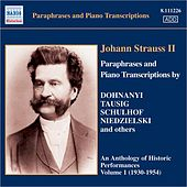 Play & Download Strauss Ii: Paraphrases and Piano Transcriptions, Vol. 1 (1930-1954) by Various Artists | Napster