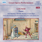 Play & Download Gounod: Faust (Bjorling, Siepi, Kirsten) (1950) by Jussi Bjorling | Napster