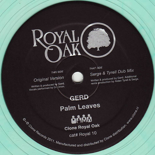 Play & Download Palm Leaves by Gerd | Napster