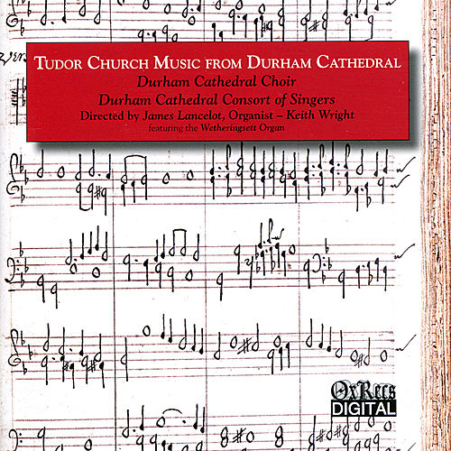 Tudor Church Music from Durham Cathedral by Various Artists