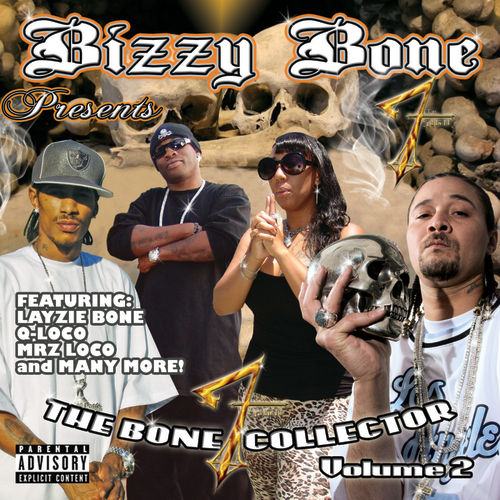 Play & Download Bizzy Bone Presents The Bone Collector by Bizzy Bone | Napster