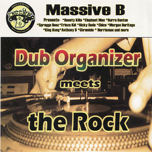 Play & Download Dub Organizer Meets The Rock by Various Artists | Napster