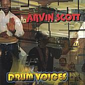 Play & Download Drum Voices by Arvin Scott | Napster