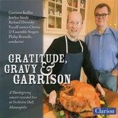 Gratitude, Gravity & Garrison by Various Artists